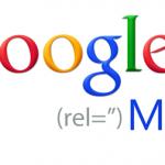 Google rel=Me