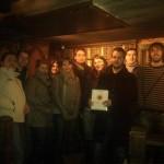 Asistentes al Monday Reading Club de Salamanca de febrero
